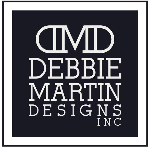 Debbie Martin Designs Logo