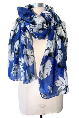 DM-0016_Blue&WhiteFloral_Mannequin