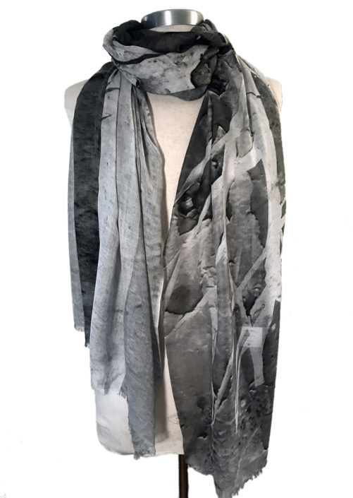 Pale Trees scarf