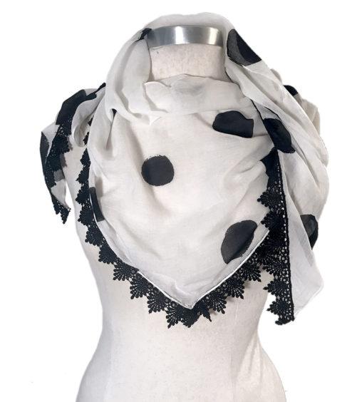 Scatter Spot scarf