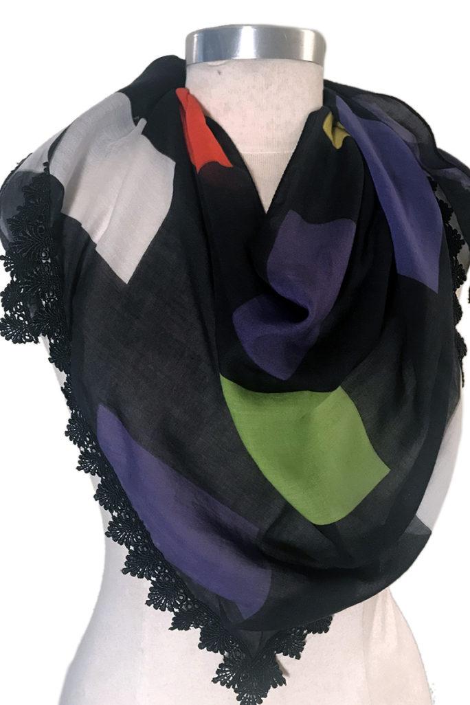 Ellsworth Kelly scarf